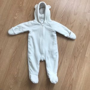 3-6 month cold weather suit